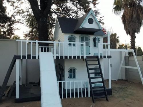 Playhouse Double Story